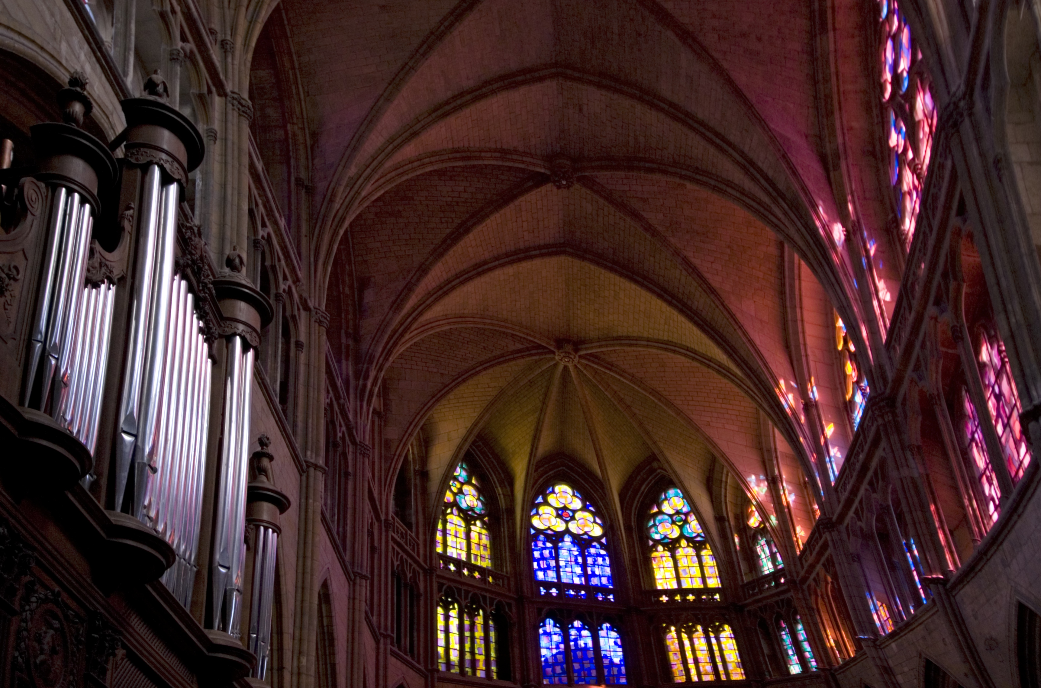 Orgue de la Cathédrale de Nevers