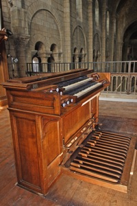 Orgue de Saint-Étienne Nevers