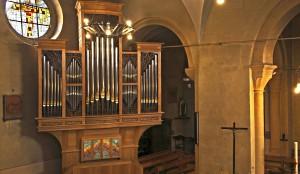 Orgue de l'église Notre-Dame d'Imphy