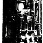 L'orgue bombardé
