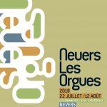 """Programme du Festival """"Nevers les Orgues"""" 2018"""