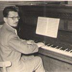 Henri WÉNISCH au piano