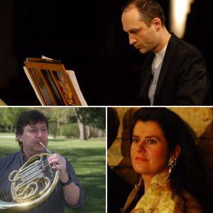 Trio : Cor, Chant et Orgue