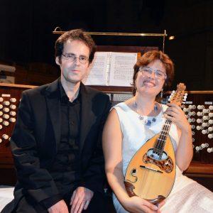 Mandoline et Orgue